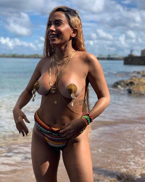 Fotos da Anitta Pelada Nua