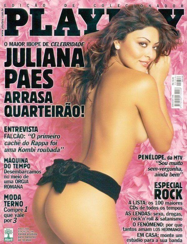Juliana Paes Pelada Nua