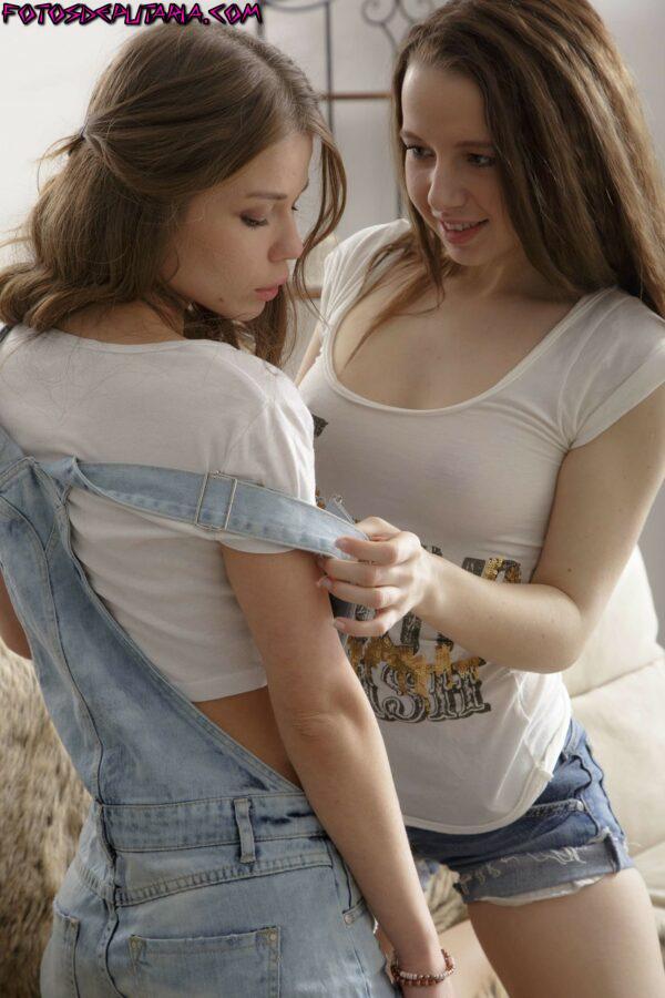 Fotos de lesbicas novinhas se chupando